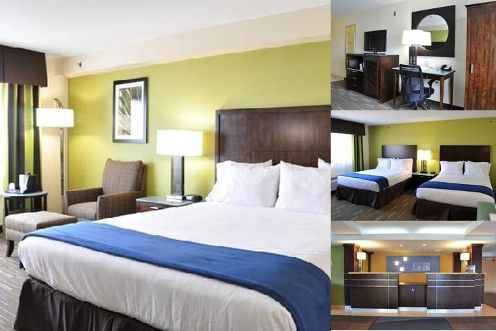 Holiday Inn Express San Diego South National City photo collage