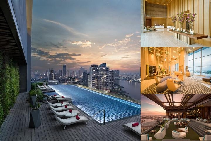 Anantara Bangkok Riverside Resort & Spa photo collage