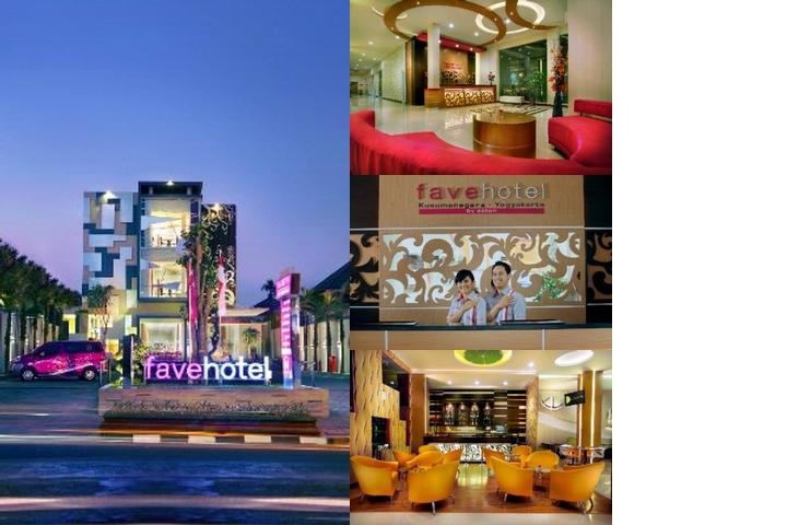 Favehotel Kusumanegara photo collage