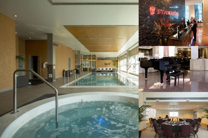 Stamford Plaza Auckland photo collage