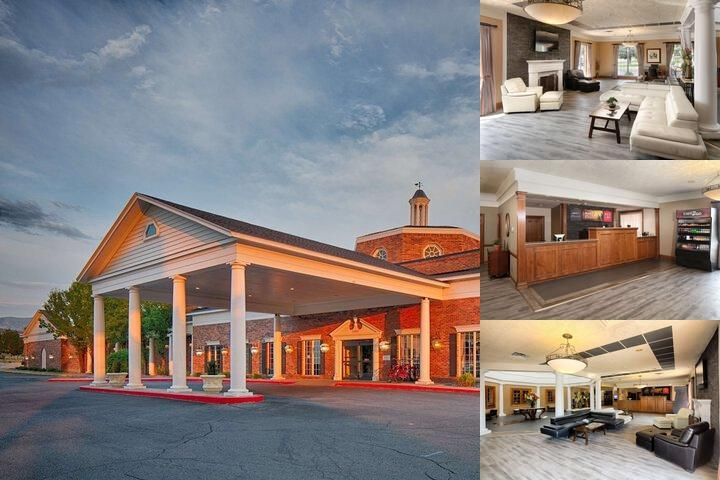 Red Lion Hotel Pocatello photo collage