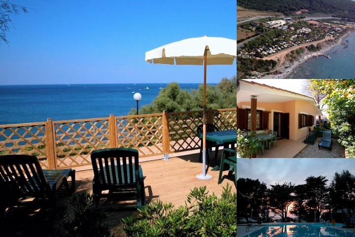 ​miramare Village Apartments Camping photo collage