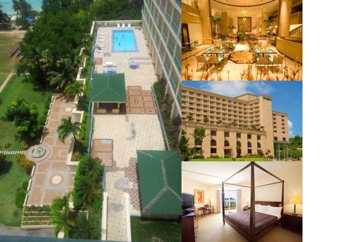 Holiday Resort & Spa Guam photo collage