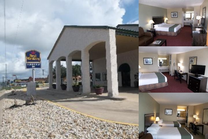 Best Western Floresville Inn photo collage