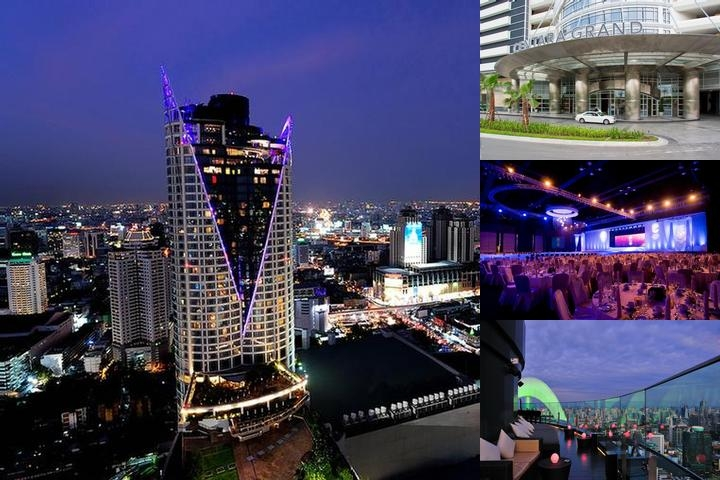 Centara Grand at Centralworld photo collage