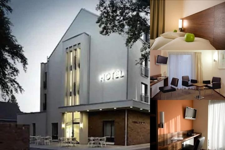 Venusberghotel photo collage