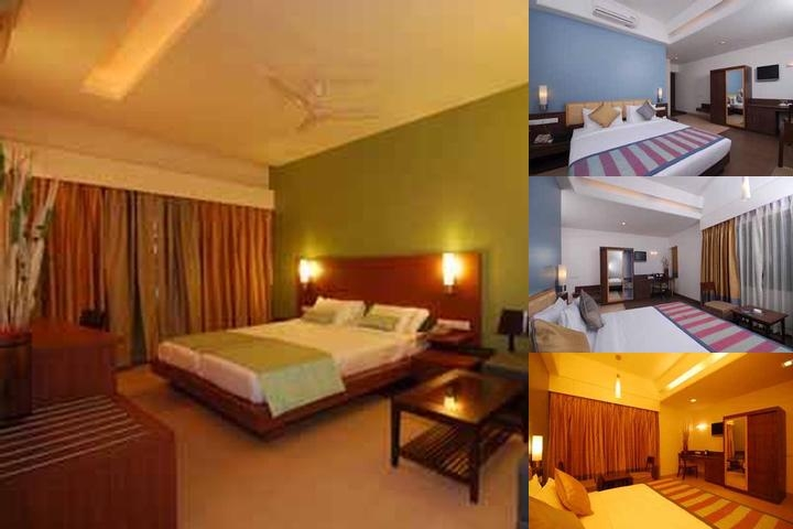Hotel Sadanand Regency photo collage