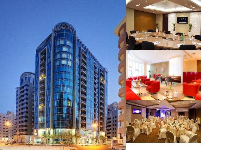 Abidos Hotel Apartment Al Barsha photo collage