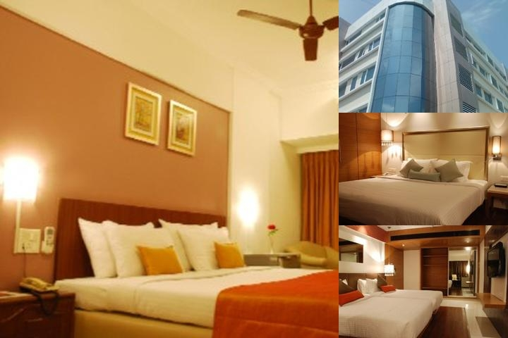 Hotel Royal Park photo collage