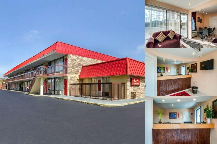 Econo Lodge Civic Center photo collage