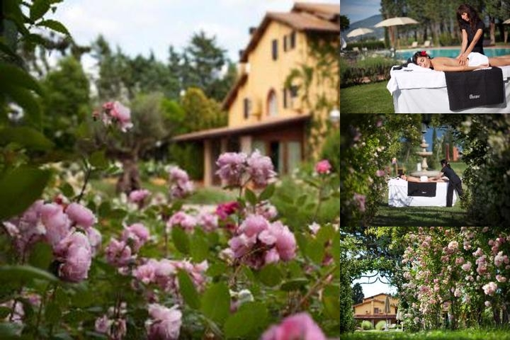 Garden Resort & Spa San Crispino photo collage