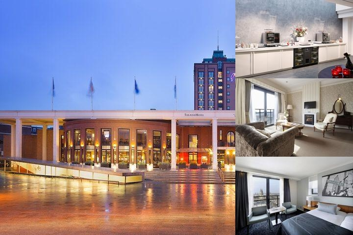 Van Der Valk Theaterhotel De Oranjerie photo collage