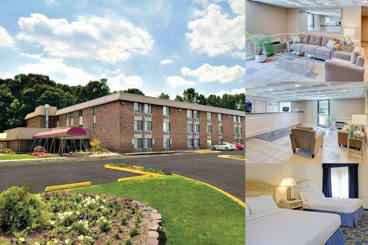 Days Inn East Windsor / Hightstown photo collage