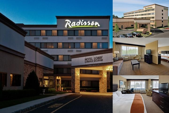 Radisson Hotel Freehold photo collage