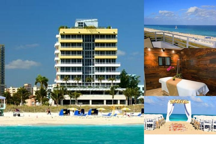 Hilton Bentley Miami / South Beach photo collage