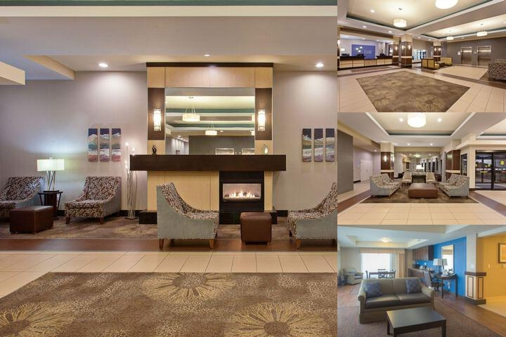 Holiday Inn Express Hotel & Suites Tacoma Downtown photo collage