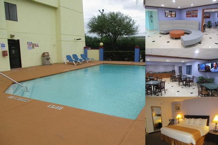 Comfort Inn Greenspoint photo collage