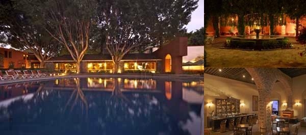 Hotel Hacienda Jurica photo collage