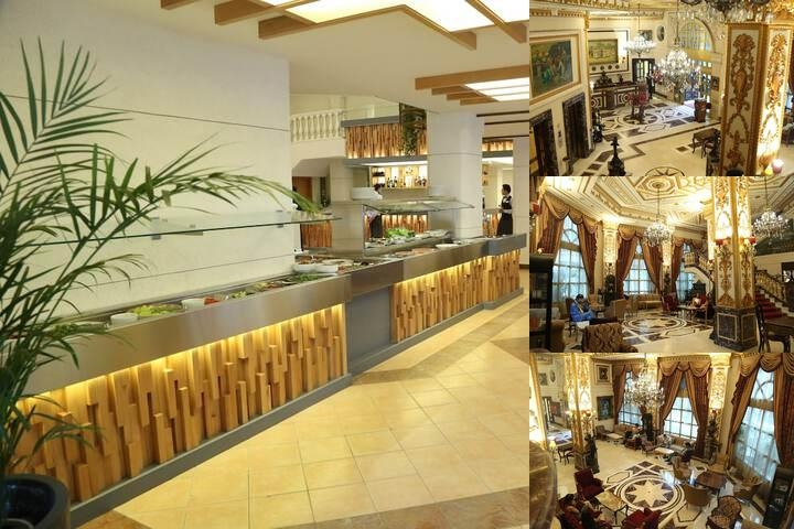 Golden Tulip Serenada Hotel photo collage