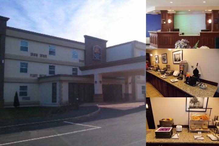 Best Western Plus Brunswick / Bath photo collage