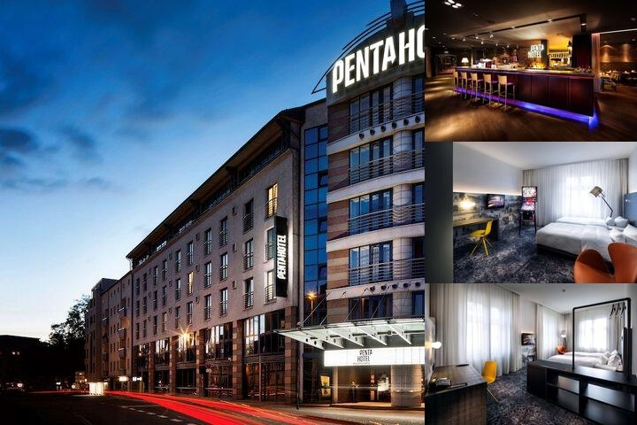 Pentahotel Braunschweig photo collage