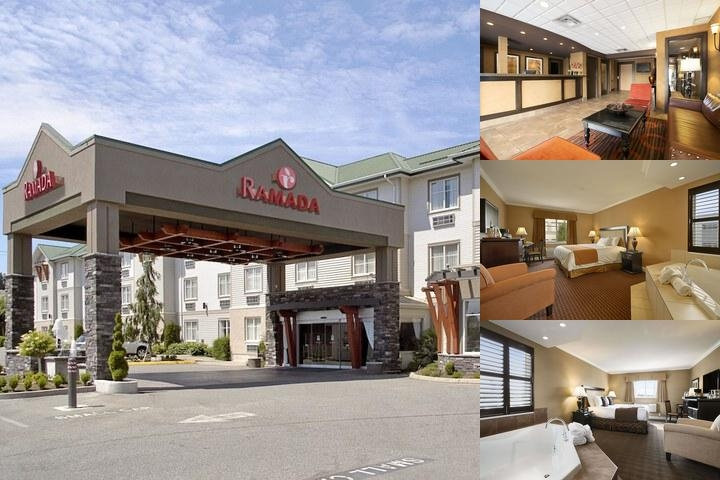 Ramada Langley Surrey photo collage