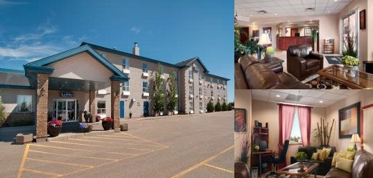 Travelodge Stony Plain photo collage