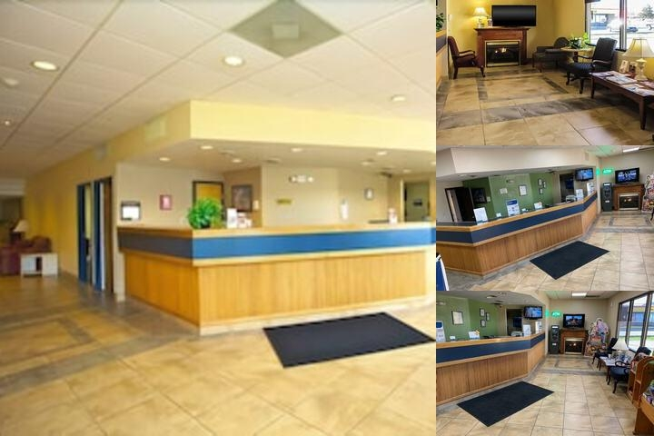Quality Inn Newport photo collage