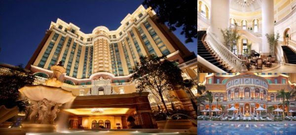 Four Seasons Hotel Macao at Cotai Strip photo collage