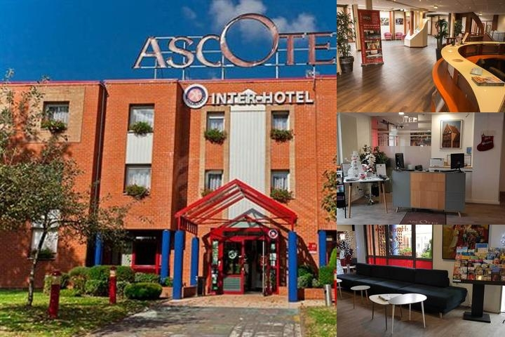 Inter Hotel Ascotel photo collage