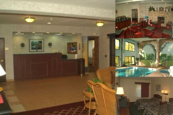Harbor Country Hotel photo collage