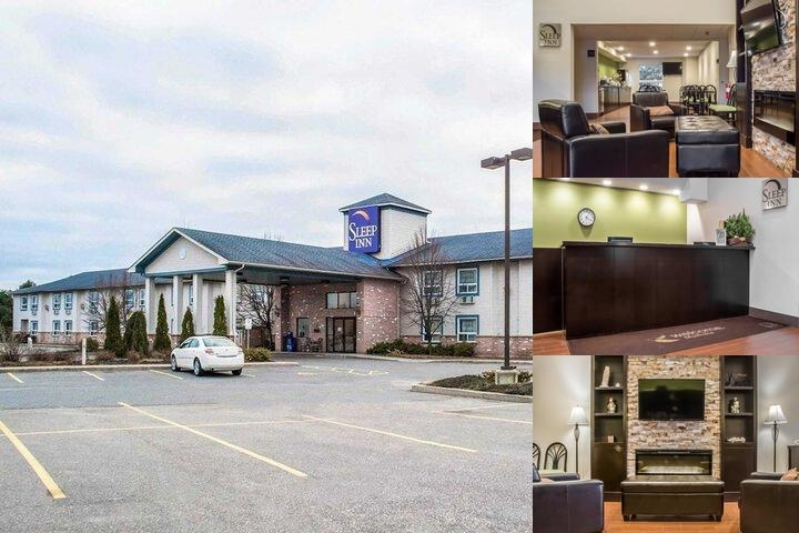 Sleep Inn Bracebridge photo collage