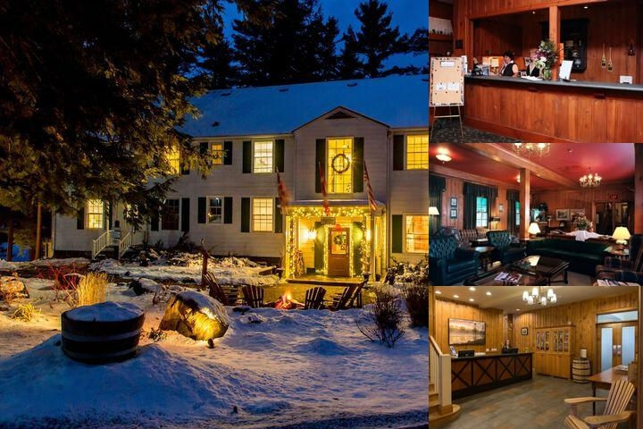 Sherwood Inn photo collage