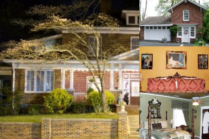 Clichy Inn Bed & Breakfast photo collage