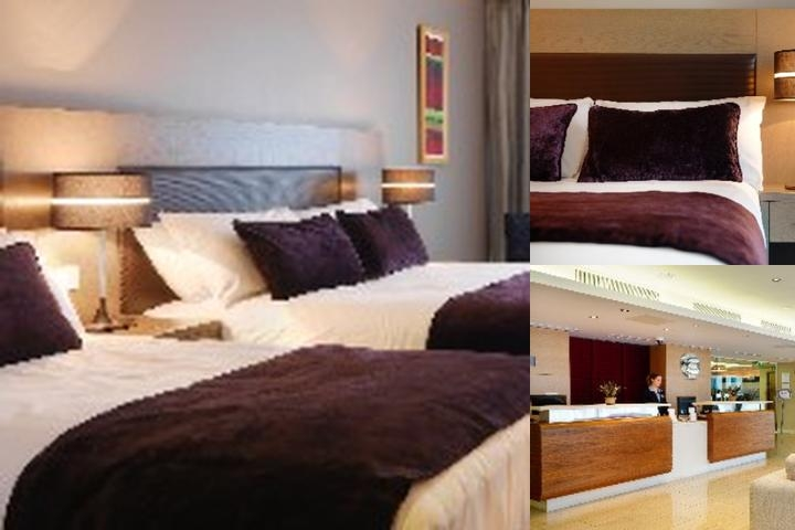 Maldron Hotel Citywest photo collage