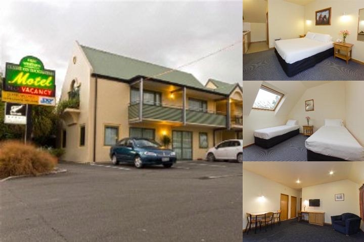 Comfort Inn Riccarton Nz photo collage