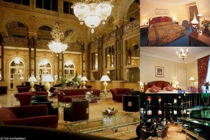 Hotel Concorde St. Lazare photo collage