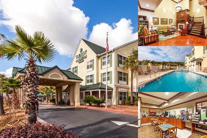 Country Inn & Suites by Carlson Hinesville photo collage