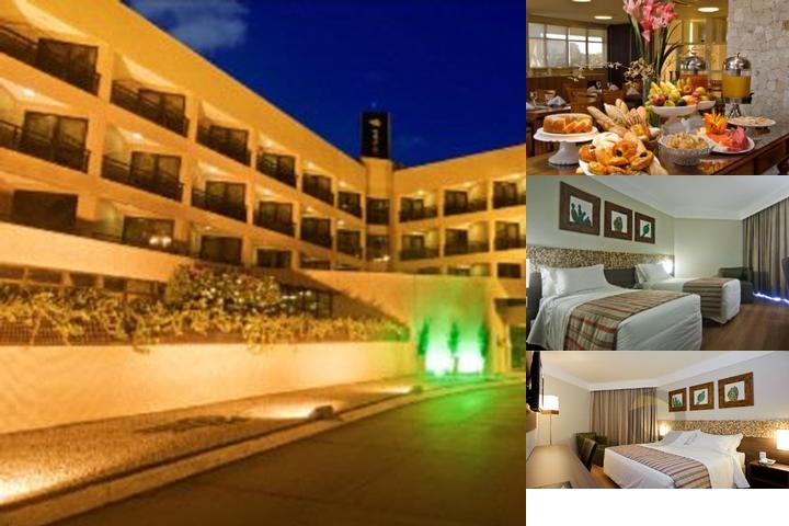 Celi Hotel Aracaju photo collage