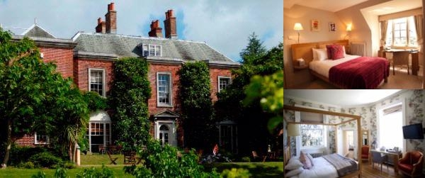 Pelham House Hotel photo collage