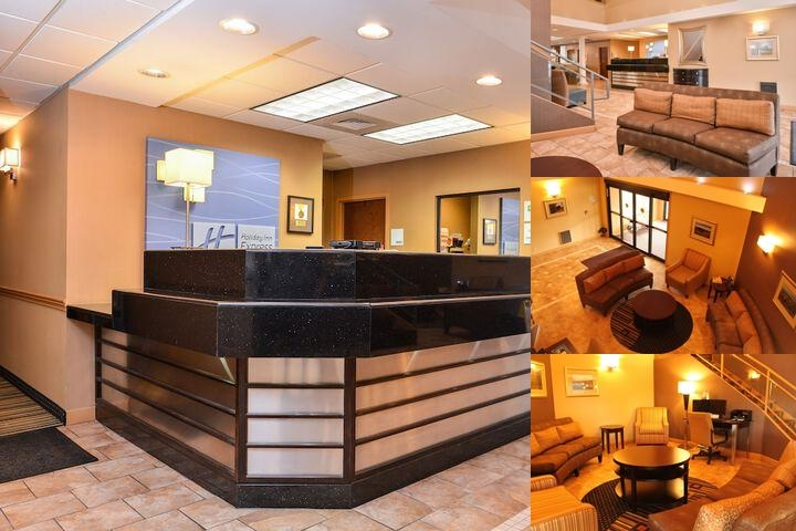 Holiday Inn Express Lewisburg / New Columbia photo collage