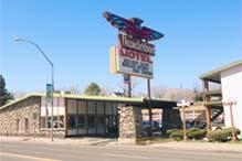 Thunderbird Motel photo collage