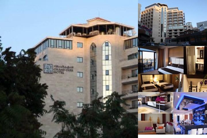 Grandpark Hotel Bethlehem photo collage