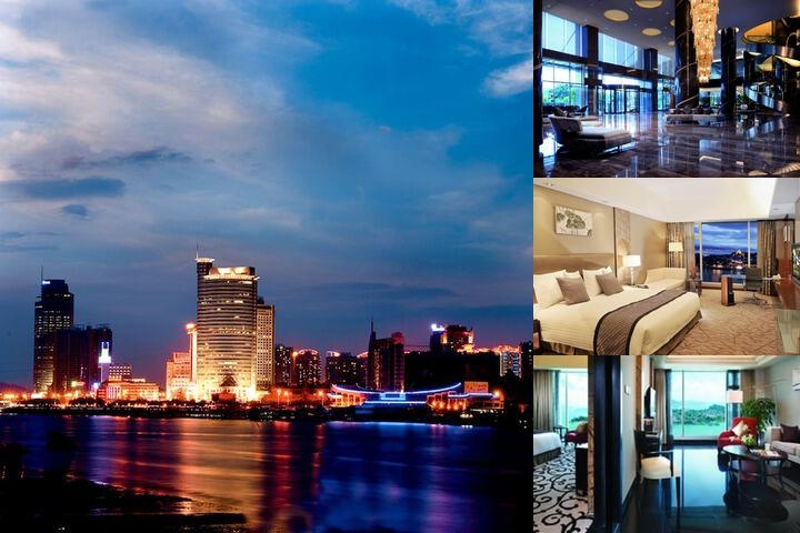 Swiss International Hotel Xiamen photo collage