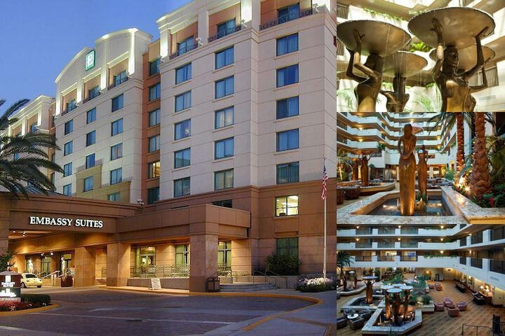 Embassy Suites Sacramento photo collage