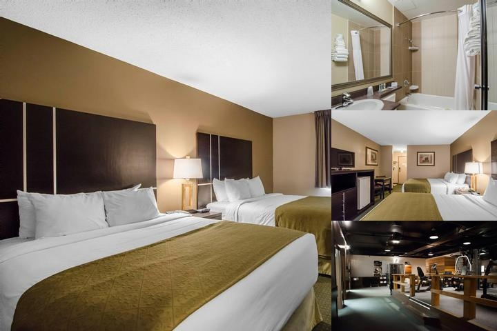 Quality Inn Whitecourt photo collage