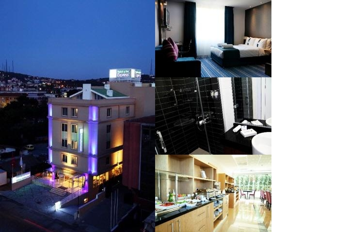 Holiday Inn Express Istanbul Altunizade photo collage