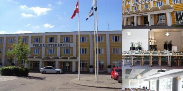 Vejle Center Hotel photo collage