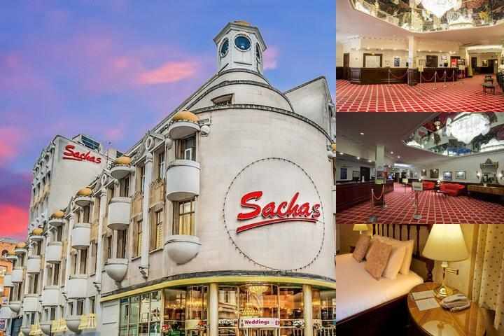 Britannia Sachas Hotel photo collage