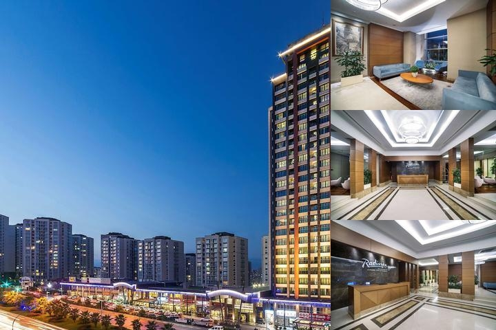 Avrupa Residence Suites photo collage